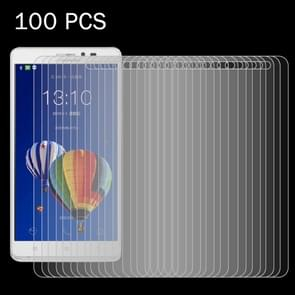 100 PCS Lenovo Note 8 / A936 0.26mm 9H+ Surface Hardness 2.5D Explosion-proof Tempered Glass Film