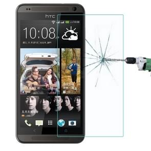 For HTC Desire 700 0.26mm 9H+ Surface Hardness 2.5D Explosion-proof Tempered Glass Film