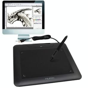 HUION 8 x 6 inch Digital Graphic Drawing Tablet, 680s(Black)