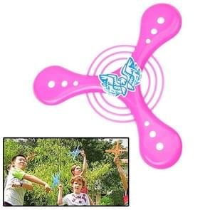 Classic Triangle Style Flying Boomerang Outdoor Interesting Flying Toy
