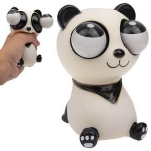 Panda Model Tricky Extrusion Eye Toy Zoolife Popeyes (White)