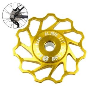 KACTUS Aluminum Jockey Wheel Rear Derailleur Pulley SHIMANO SRAM 11T(Gold)