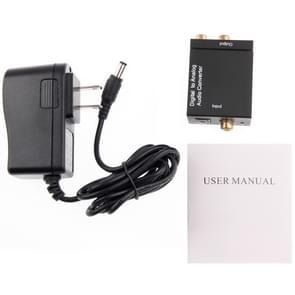 Digital to Analog Audio Converter (Black)