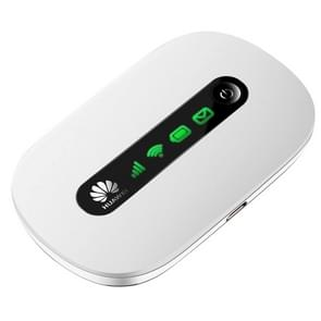 Huawei E5331 3G 21Mbps Mobile WiFi Hotspot portable Router, Support 8 users to access internet, 5 Hours working time, Sign Random Delivery(White)
