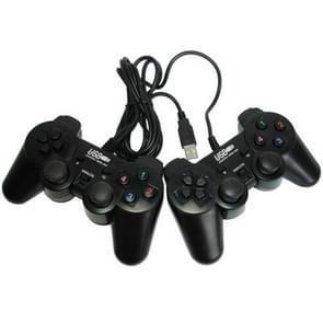 PC USB Dual Shock Twin Game Pad