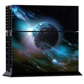 StarCraft Universe Pattern Protective Skin Sticker Cover Skin Sticker for PS4 Game Console