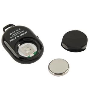 BRCMCOM Chip Universal Bluetooth 3.0 Remote Shutter Camera Control Self-timer, For iPhone, Galaxy, Huawei, Xiaomi, Lenovo, Sony, LG, HTC and Other Smartphones(Black)