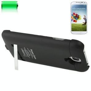 3200mAh draagbare Power Bank / externe batterij met houder, Voor Samsung Galaxy S IV / i9500(zwart)
