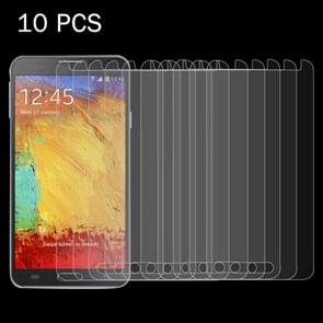 10 PCS for Samsung Galaxy Note III / N900 0.26mm 9H Surface Hardness 2.5D Explosion-proof Tempered Glass Screen Film