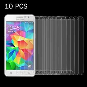 10 PCS for Samsung Galaxy Grand Prime / G530 0.26mm 9H Surface Hardness 2.5D Explosion-proof Tempered Glass Screen Film