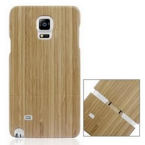 Bamboo Material Case for Samsung Galaxy Note 4