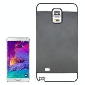 2 in 1 Hybrid TPU + PC Bumper Case for Samsung Galaxy Note 4(Black)