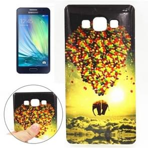 Balloon Pattern TPU Case for Samsung Galaxy A3