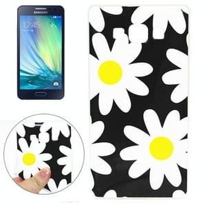 Chrysanthemum Pattern TPU Case for Samsung Galaxy A3