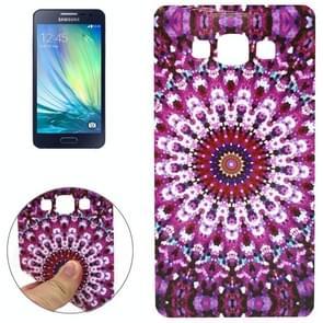 Sunflower Pattern TPU Case for Samsung Galaxy A3
