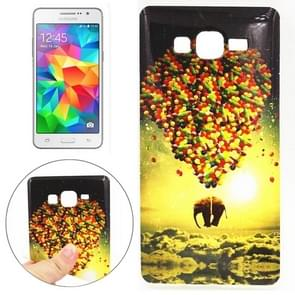 Hot-air Balloon Pattern TPU Case for for Samsung Galaxy Grand Prime / G530