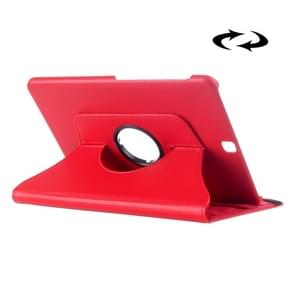 Litchi Texture 360 Degree Rotation Leather Case with multi-functional Holder for Samsung Galaxy Tab S2 9.7(Red)