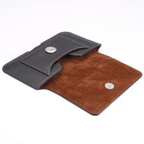 Litchi Texture Universal Horizontal Style Leather Case with Belt Hole for Samsung Galaxy Note 8 / Mega i9208 / i9200 / Mega 2 / i9205