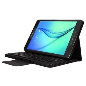 For Samsung Galaxy Tab A 9.7 / T550 & S2 9.7 / T810 2 in 1 Detachable Bluetooth Keyboard Litchi Texture Leather Case with Holder(Black)