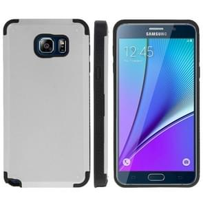 PC + TPU Combination Case for Samsung Galaxy Note 5 / N920(Silver)