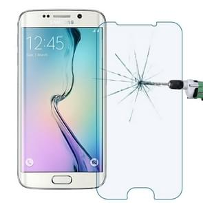 LOPURS 0.30mm 9H+ Surface Hardness 2.5D Explosion-proof Anti Blue-ray Tempered Glass Film for Galaxy S6 / G920