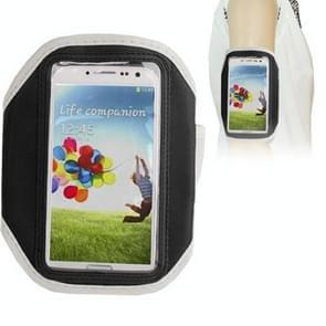 Sports Armband Case for Samsung Galaxy S IV / i9500 (Grey)