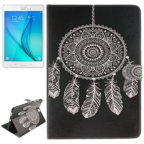 Dreamcatcher Windbell Pattern Leather Case with Holder & Card Slots & Wallet  for Samsung Galaxy Tab A 9.7 / T550