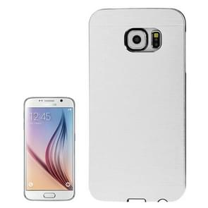 For Samsung Galaxy S6 / G920 Brushed Texture Protective Case (Silver)
