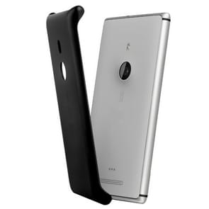 CC-3065 QI Standard Appropriative Wireless Charging Cover Case Shell for Nokia Lumia 925(Black)