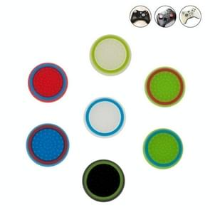 7 PCS Silicone Thumb Stick Cap Joystick Grip Cover for XBOX One / Sony PS4 / PS3