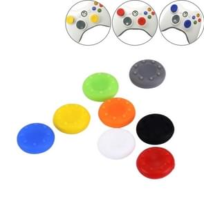 8 PCS Silicone Thumb Stick  Cap Joystick Grip Cover for XBOX One / Sony PS4 / PS3