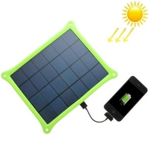 A5W 5W 5.0V/ 1A Solar Panel Charger(Green)