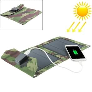5W Portable Folding Solar Panel / Solar Charger Bag for Tablets / Mobile Phones