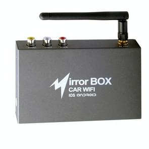 Universal Car Wifi Connection Mirror Link Miracast Airplay Box, Support iOS Android System Smartphone