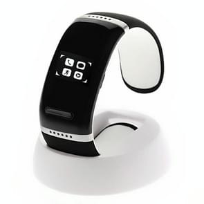 L12S OLED Bluetooth Wrist V3.0 Smart Touch Bracelet Watch for IOS iPhone / Android Samsung / HTC, with Music Player / Handfree / Pedometer