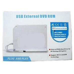 USB External DVD Rom for Wii