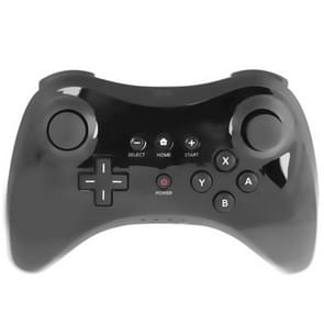 High Performance Pro Controller for Nintendo Wii U Console(Black)