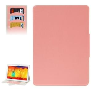 Oracle Leather Case with Credit Card Slots & Holder for Samsung Galaxy Tab Pro 10.1 / T520(Pink)