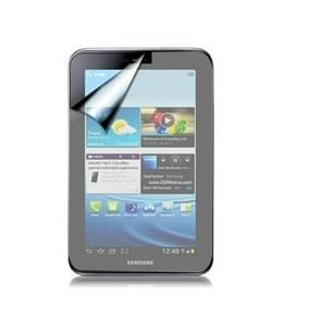 Frosting LCD Screen Protector for Galaxy Tab 2 (7.0) / P3100(Transparent)