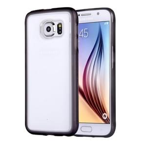 For Samsung Galaxy S6 / G920 Anti-Gravity Magical Nano-suction Technology Sticky Selfie Protective Case(Grey)
