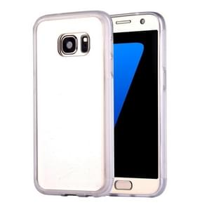 For Samsung Galaxy S7 / G930 Anti-Gravity Magical Nano-suction Technology Sticky Selfie Protective Case(Transparent)