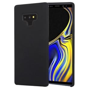 Dropproof Silicone Protective Case Back Cover for Galaxy Note9(Black)
