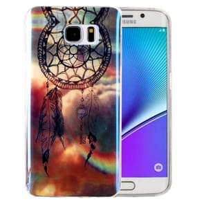 For Samsung Galaxy Note 5 / N920 IMD Dreamy Dreamcatcher Pattern Blu-ray Soft TPU Protective Case