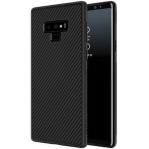 NILLKIN Anti-slip Texture PC Case for Galaxy Note9(Black)