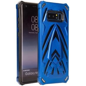 For Samsung Galaxy Note 8 PC + TPU Protective Back Cover Case (Blue)