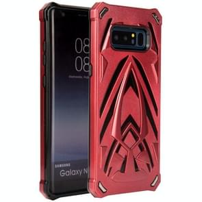 For Samsung Galaxy Note 8 PC + TPU Protective Back Cover Case (Red)