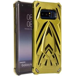 For Samsung Galaxy Note 8 PC + TPU Protective Back Cover Case (Yellow)