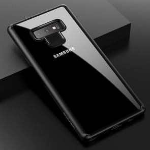 USAMS Full Coverage PC + TPU Protective Case for Galaxy Note9(Black)