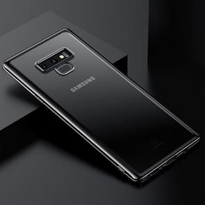 USAMS for Galaxy Note9 Full Coverage TPU Protective Back Case(Black)