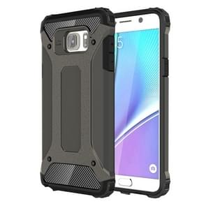 For Samsung Galaxy Note 5 / N920 Tough Armor TPU + PC Combination Case (Bronze)